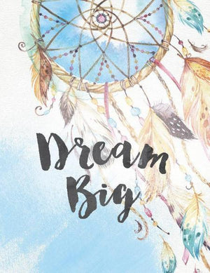 Dream Catcher Dream Big Greeting Card