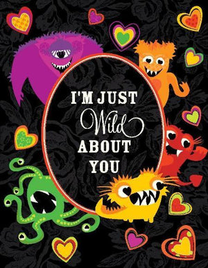 VV9041-Wild About You Love Card