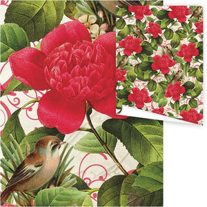 Magnolia Aviary Christmas Wrapping Paper
