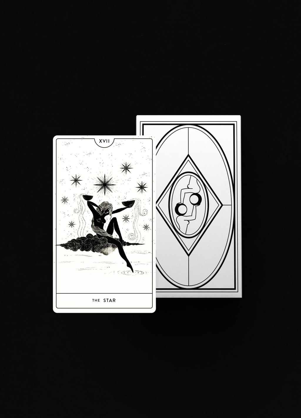 Divine Feminine Tarot Deck in Diurnal by Cocorrina & Co Shop