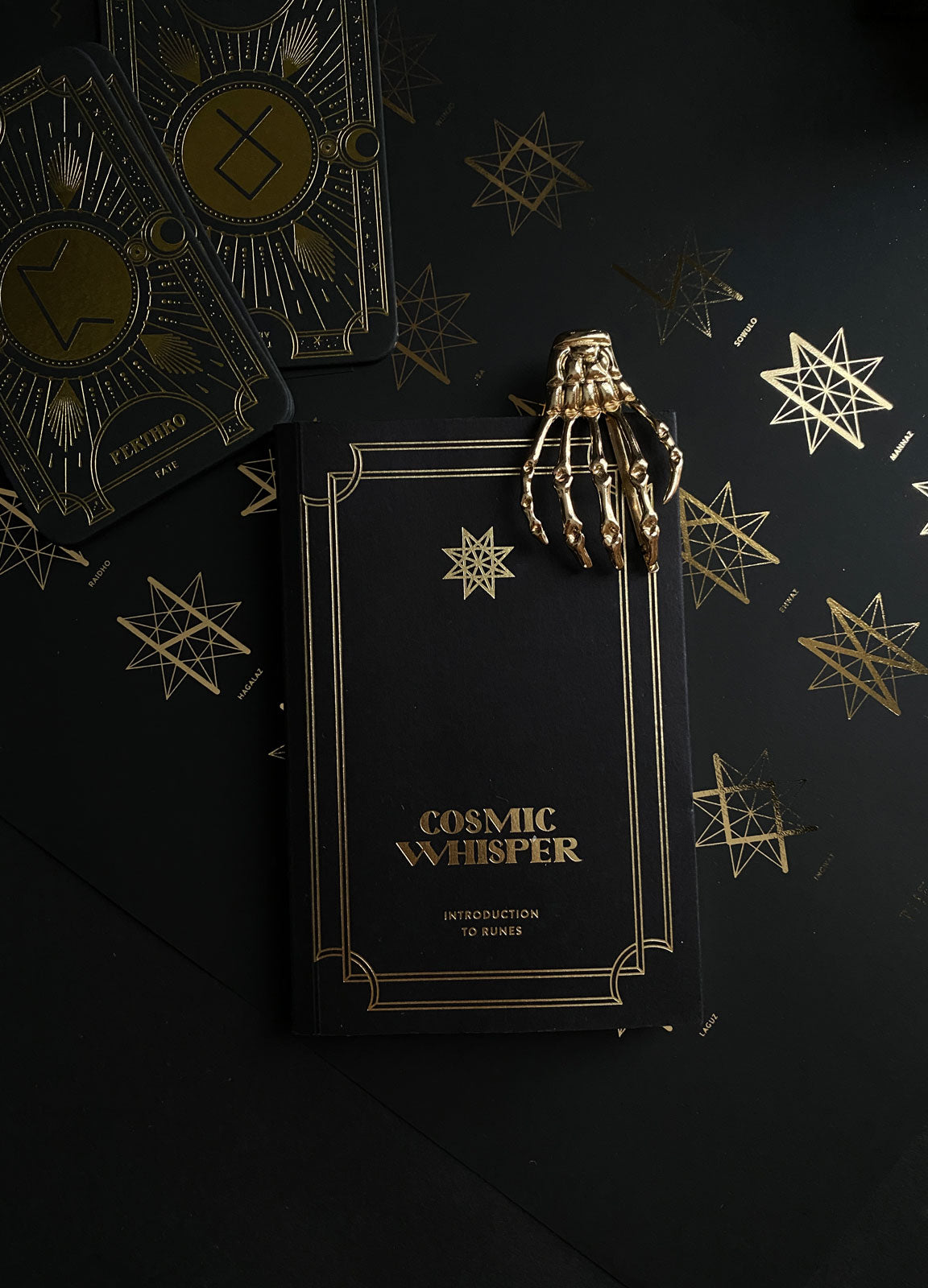 Cosmic Whisper - The Rune Deck