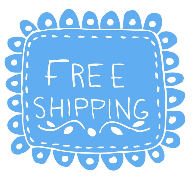 Free Shipping With Orders Over $100