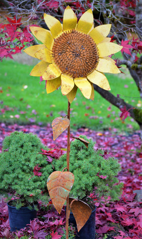 Sunflower Stake - Small