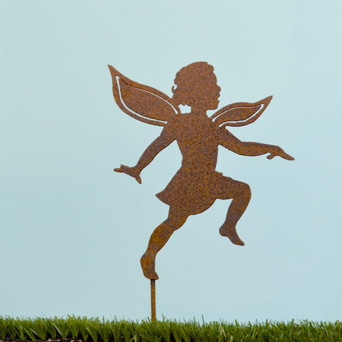 Dancing Girl Fairy Stake