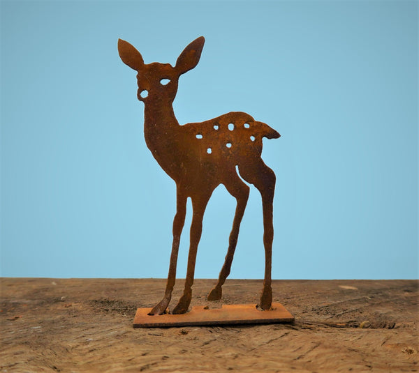 Fawn Pop-up Pedestal Looking Straight