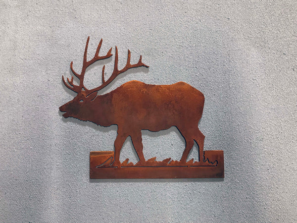 Elk Pop-Up Pedestal