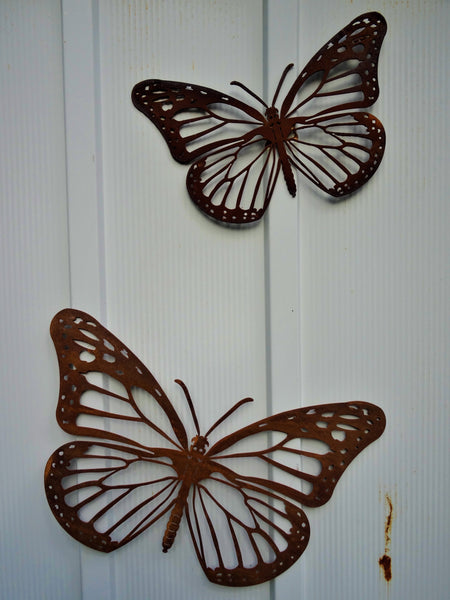 Monarch Butterfly - Set of 3