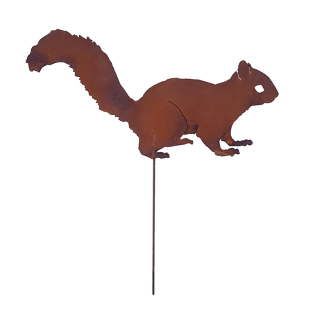 Alert Squirrel Stake