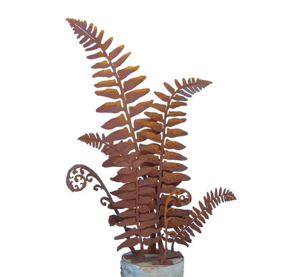 Fern Leaves & Fern Fronds - Set of 6