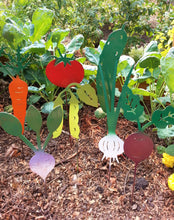Load image into Gallery viewer, Vegetable Garden Marker - Beet