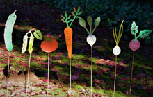 Load image into Gallery viewer, Vegetable Garden Marker - Carrot