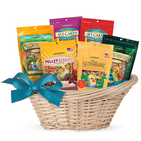 Lafeber Cockatiel Assortment Basket