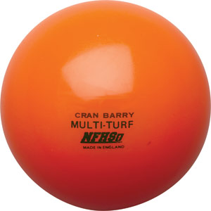 New  CranBarry Hollow Multi Turf Ball