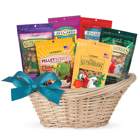 Lafeber  Macaw & Cockatoo Assortment Basket