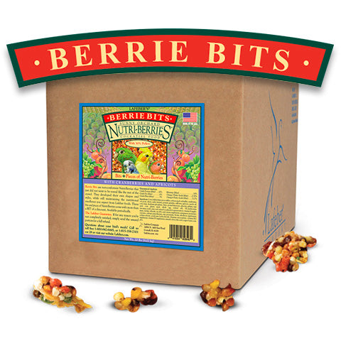 Lafeber Sunny Orchard Berrie BITS! for Small Birds