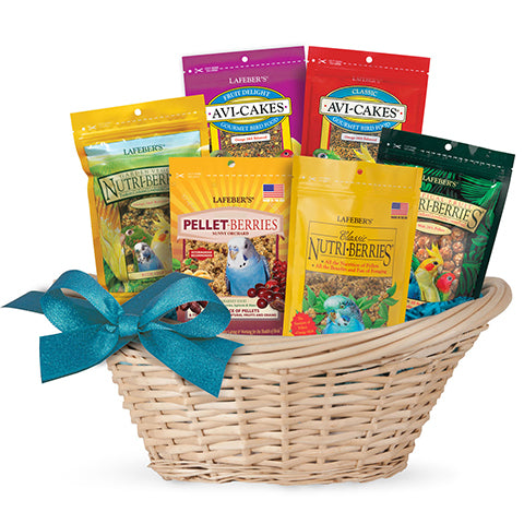 Lafeber Parakeet Assortment Basket