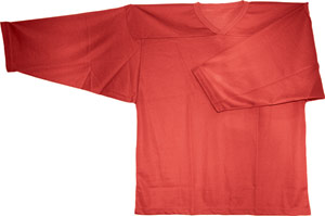 New Solid Color Air Knit Goalie Jersey