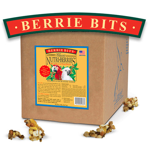 Lafeber Classic Berrie BITS! for Macaws