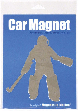 CranBarry Field Hockey Goalie Magnet