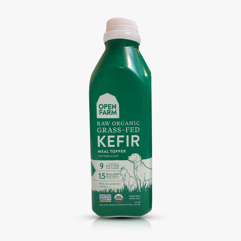 OPEN FARM Raw Organic Grass-Fed Kefir