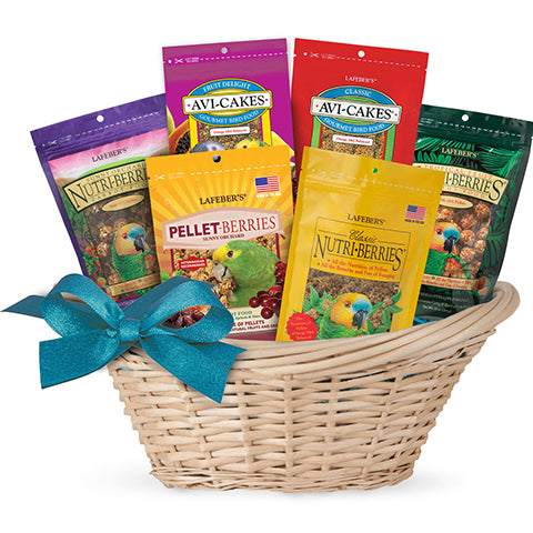 Lafeber  Parrot Assortment Basket