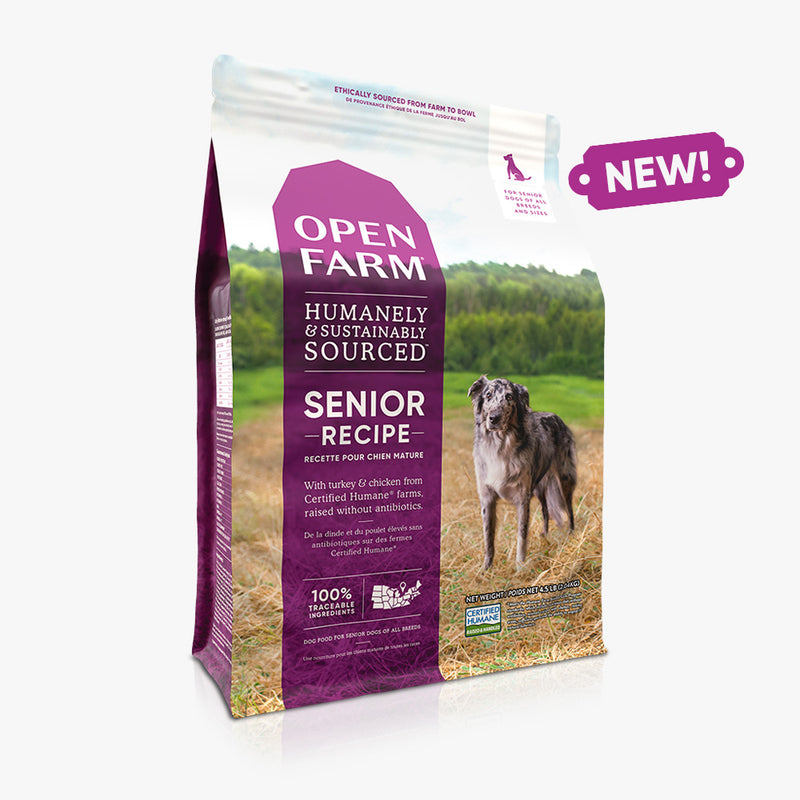 OPEN FARM Senior Dry Dog Food