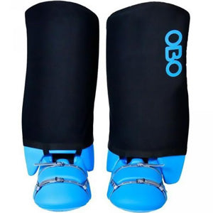 New OBO Slippa Indoor Leg guard Covers