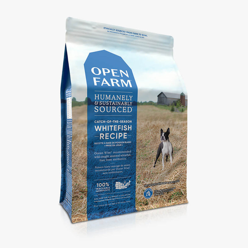 OPEN FARM Catch-of-the-Season Dry Dog Food