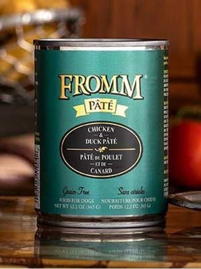 Fromm Chicken & Duck Pâté Dog Food