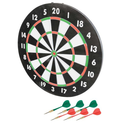 "FRANKLIN 17"" PAPER DARTBOARD"