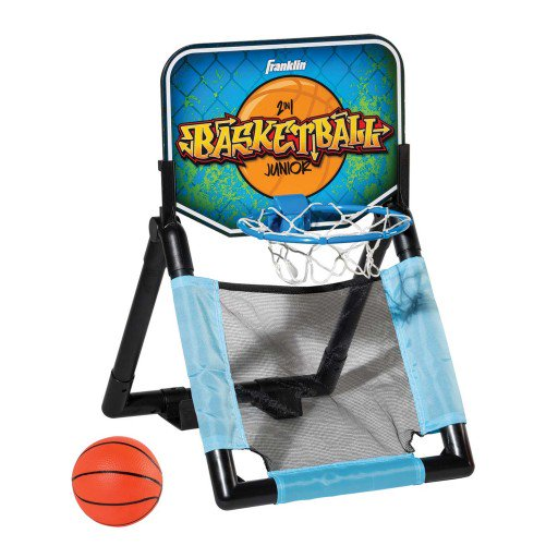 FRANKLIN MINI HOOP 2-IN-1 SET