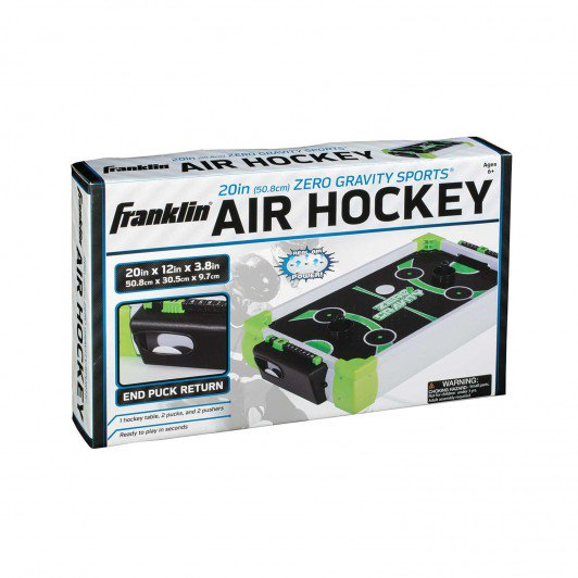 "FRANKLIN 20"" ZERO GRAVITY SPORTS AIR HOCKEY"