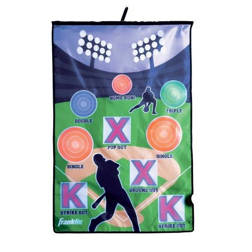 FRANKLIN INDOOR PITCH GAME - BASEBALL TARGET