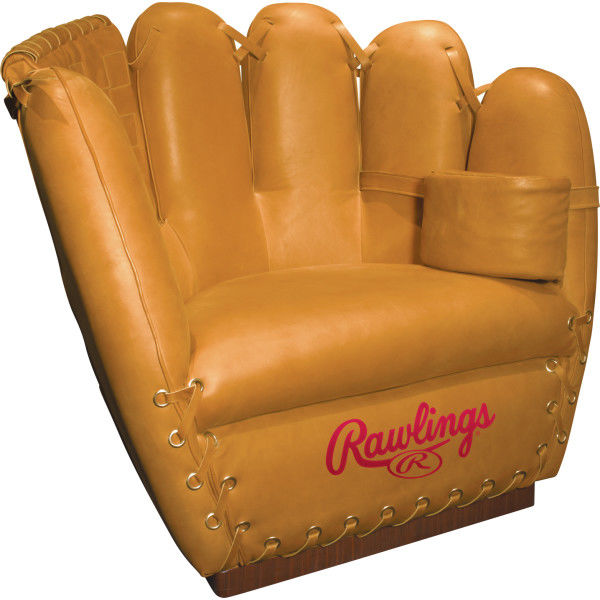 Rawlings Heart of the Hide Chair and Ottoman
