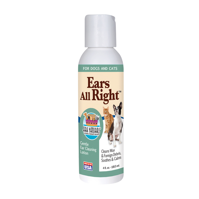 Ark Naturals Ears All Right Gentle Ear Cleaning Lotion