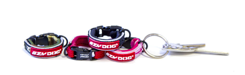 EzyDog Key Ring (neo collar style)