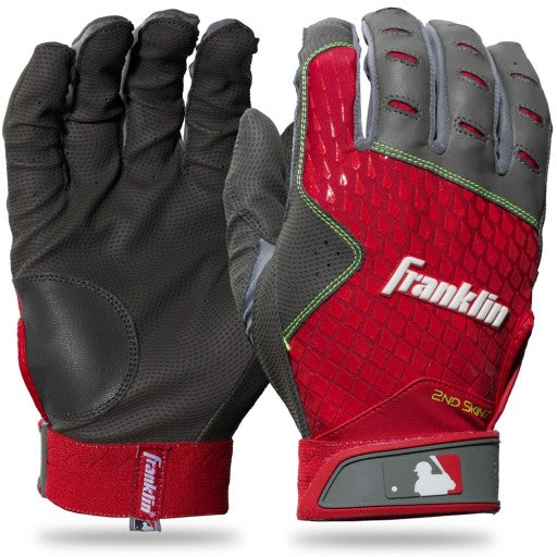FRANKLIN 2ND-SKINZ BATTING GLOVES