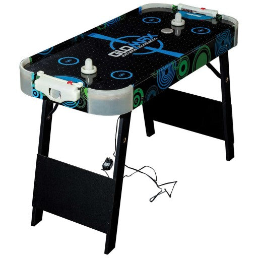 "FRANKLIN 40"" GLOMAX AIR HOCKEY TABLE"