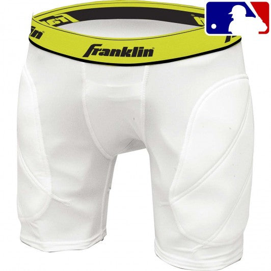FRANKLIN ADULT FLEXPRO CUP AND COMPRESSION SHORTS