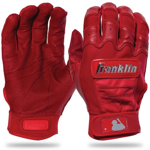 FRANKLIN CFX PRO FULL COLOR CHROME BATTING GLOVES