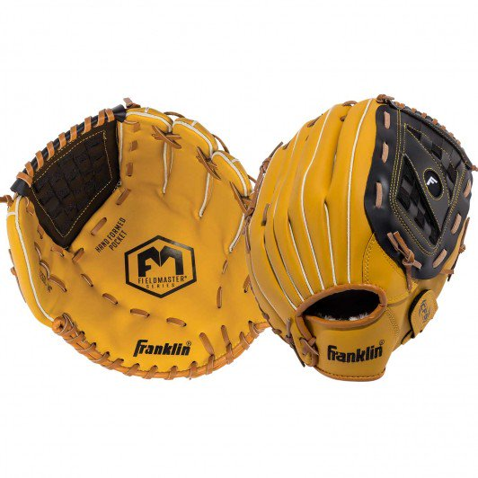 FRANKLIN FIELD MASTER SERIES BASEBALL FIELDING GLOVE