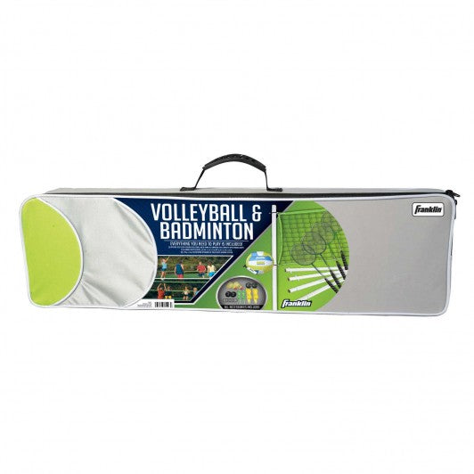 FRANKLIN INTERMEDIATE VOLLEYBALL AND BADMINTON SET