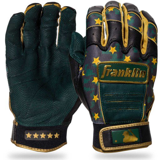 FRANKLIN LIMITED EDITION MEMORIAL DAY BATTING GLOVES