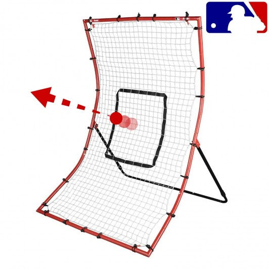 FRANKLIN MLB MULTI-POSITION FLYBACK RETURN NET - 65""
