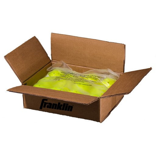 FRANKLIN PICKLEBALLS - X-40 OUTDOOR - 12 PACK