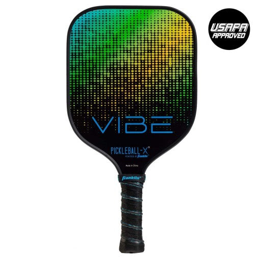 FRANKLIN X-VIBE PICKLEBALL PADDLE