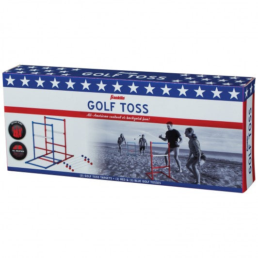 FRANKLIN USA GOLF TOSS SET