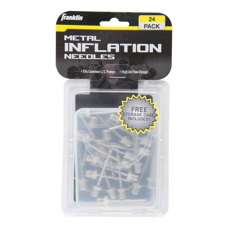 Franklin 24 PACK METAL INFLATION NEEDLES