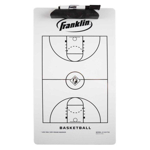 Franklin BASKETBALL COACH CLIPBOARD