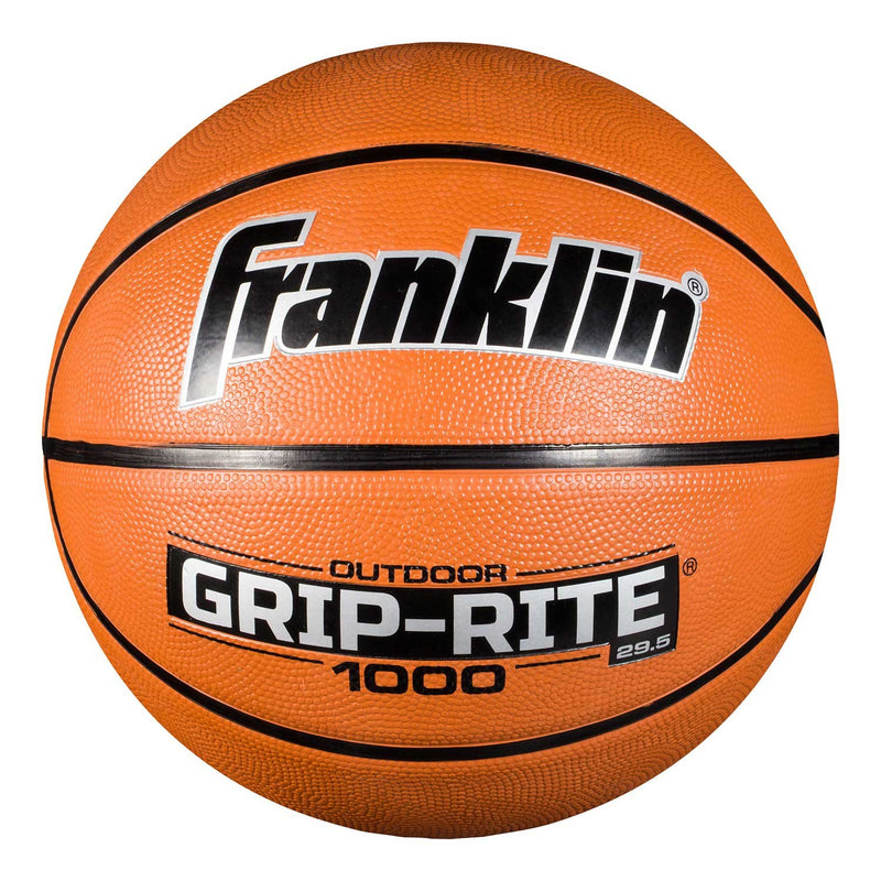Franklin GRIP-RITE® 1000 OFFICIAL SIZE OUTDOOR BASKETBALL